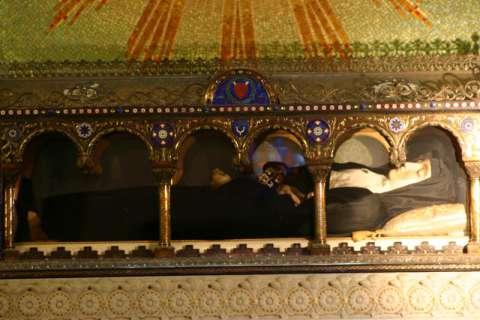 Sainte Marguerite-Marie - Paray-le-Monial