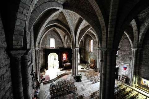 Basilique Saint-Sauveur de Rocamadour