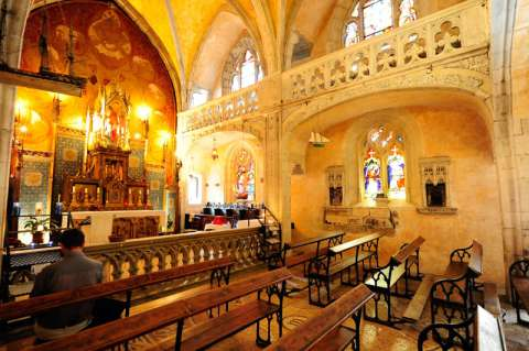 la chapelle Notre-Dame