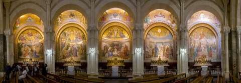 Notre-Dame-du-Rosaire à Lourdes
