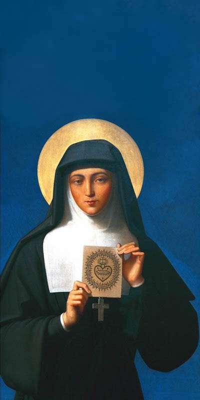 Sainte Marguerite-Marie
