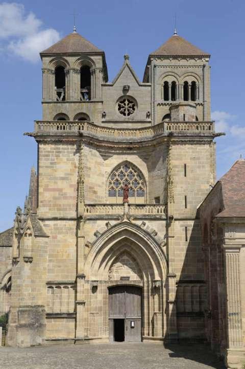 Eglise prieurale de Souvigny