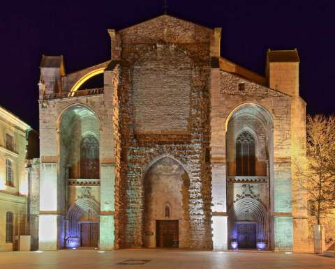 Basilique de Saint-Maximin