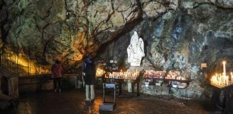 Grotte Sainte-Marie-Madeleine