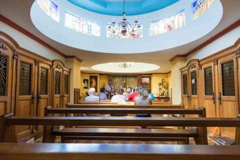 Chapelle des Confessions