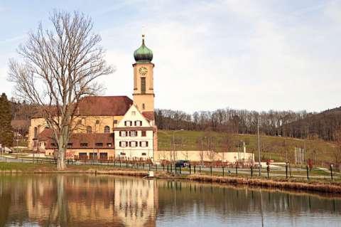 La Basilique de Thierenbach