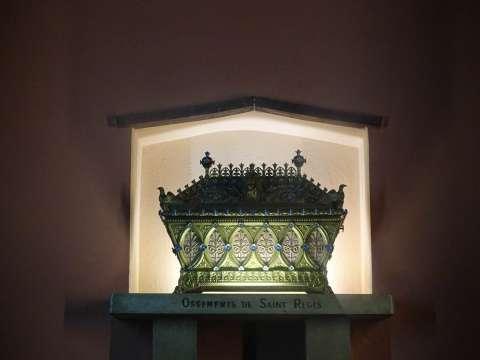 Les reliques du Père Régis,