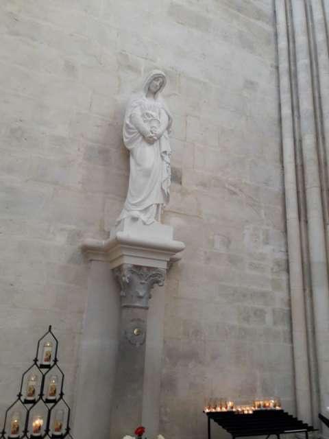 Statue de Marie-Madeleine