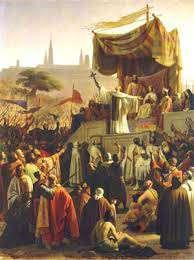 Prêche de la deuxième croisade