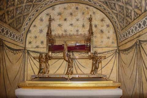 Reliques de sainte Marie-Madeleine