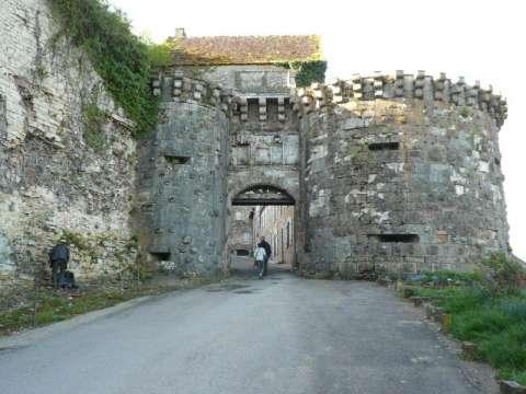 Porte neuve de Vézelay XVème
